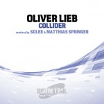 DR009 by Oliver Lieb / Collider EP